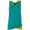 La Sportiva Dihedral - Mujer - amarillo/verde
